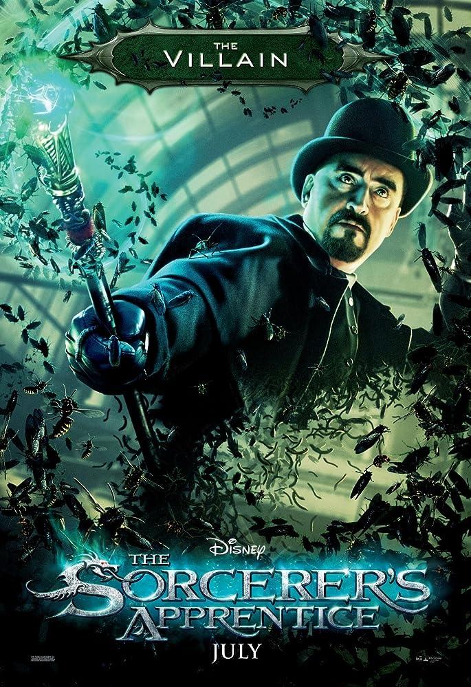 The Sorcerer S Apprentice 2010