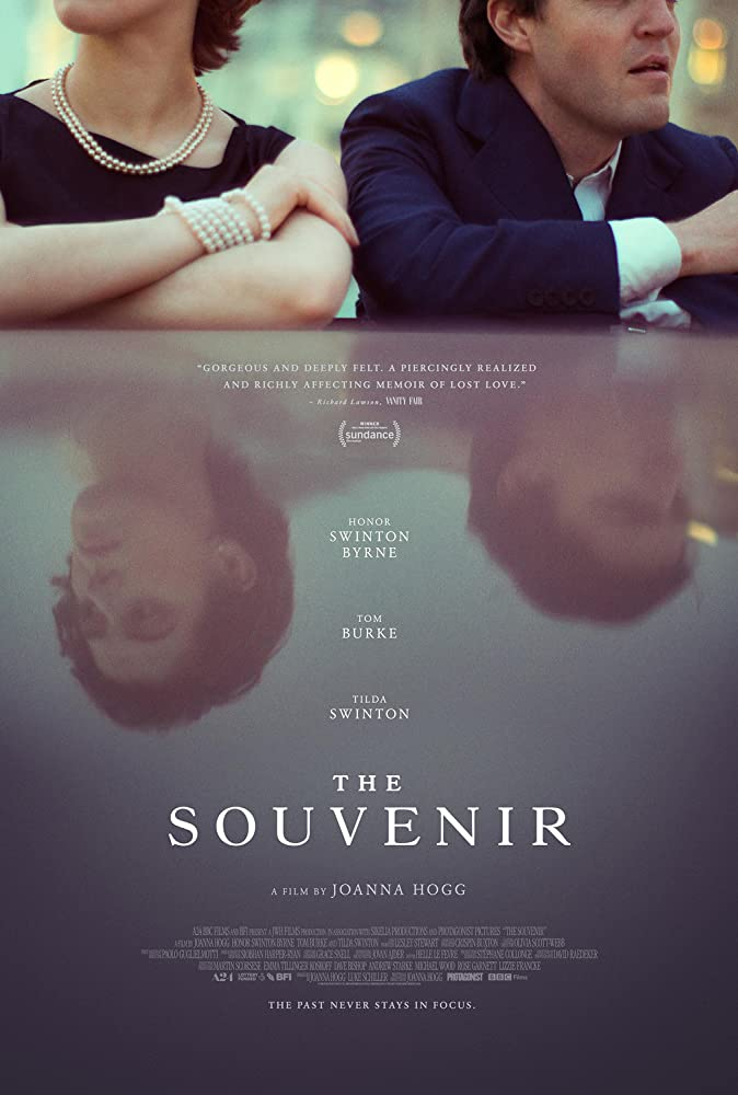 The Souvenir (2019) movie