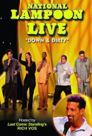 National Lampoon Live: New Faces - Down and Dirty Poster