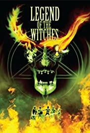 Legend of the Witches Poster