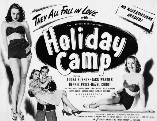 Image result for Holiday Camp1947