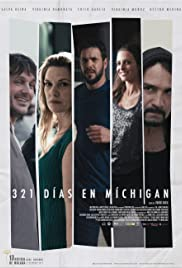 321 días en Michigan Poster