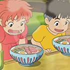 Frankie Jonas and Hiroki Doi in Gake no ue no Ponyo (2008)
