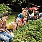 Manuel Steitz, Nick Romeo Reimann, Fabian Halbig, Nicolas Schinseck, Leonie Tepe, Robin Walter, Javidan Imani, and David Hürten in Vorstadtkrokodile (2009)