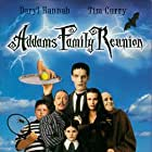 Tim Curry, Daryl Hannah, Nicole Fugere, Christopher Hart, Jerry Messing, Carel Struycken, and Patrick Thomas in Addams Family Reunion (1998)