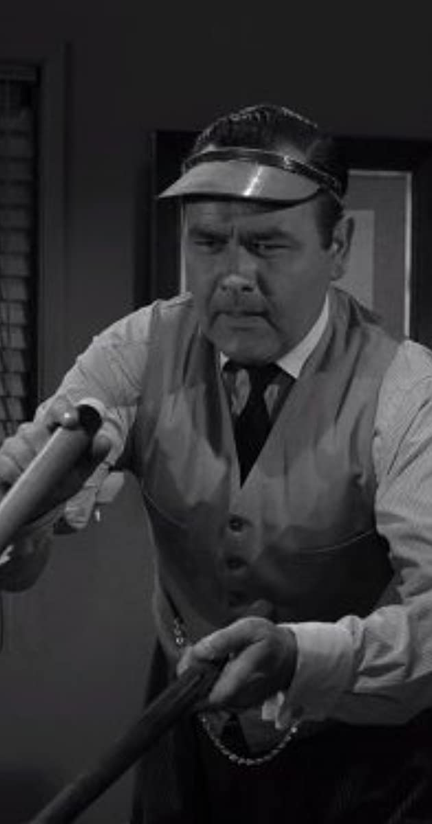 A Game of Pool (The Twilight Zone, 1959) - Wikipedia