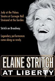 Elaine Stritch at Liberty (2002) Poster - TV Show Forum, Cast, Reviews