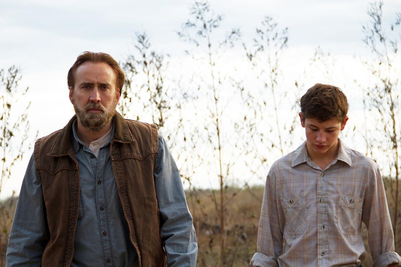 Nicolas Cage i Tye Sheridan u filmu Joe