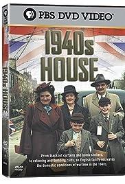 The 1940s House Poster - TV Show Forum, Cast, Reviews