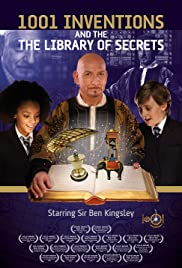 1001 Inventions and the Library of Secrets(2010) Poster - Movie Forum, Cast, Reviews