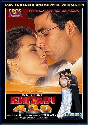 Akshay Kumar Khiladi 420 Movie