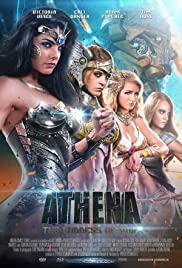 athena the goddess of war 2015 imdb