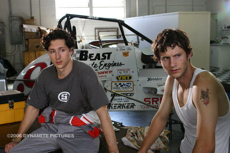 Ryan Reyes and Zakiel Issac in Things You Don't Tell... (2006)