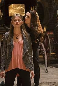 Claudia Black and Riley Voelkel in The Originals (2013)