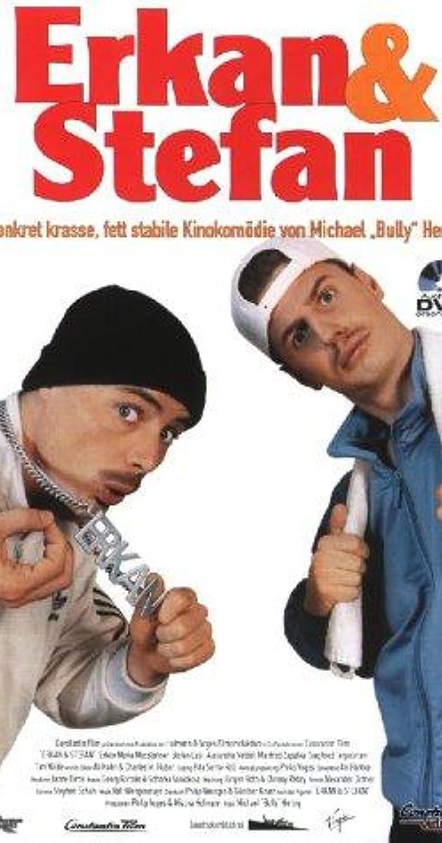 Erkanas ir Stefanas Prieš Specialiąsias Tarnybas / Erkan & Stefan (2000) Online