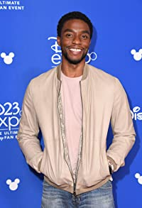 Primary photo for Chadwick Boseman