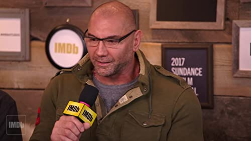 Dave Bautista Goes From Wrestling Ring to Big Screen
