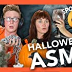 Mamrie Hart and Tyler Oakley in Spooktober (2017)