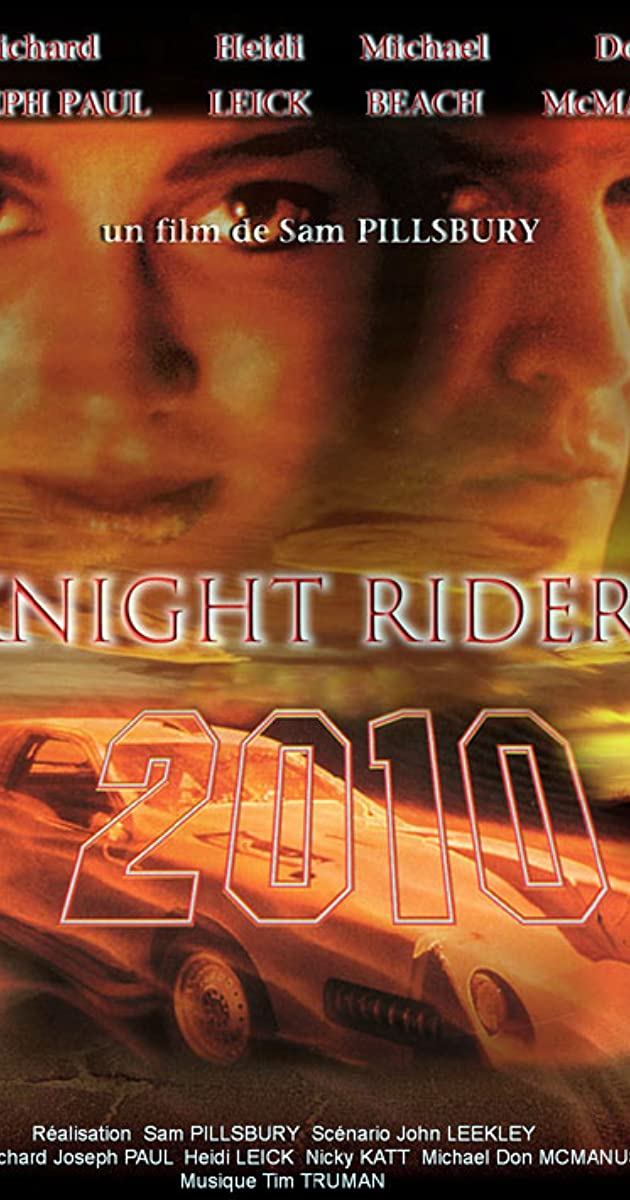 knight rider 2010 tv movie 1994 imdb. Black Bedroom Furniture Sets. Home Design Ideas