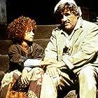 Mario Adorf and Radost Bokel in Momo (1986)
