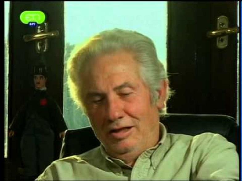 Giorgos Mihalakopoulos in I istoria ton hronon mou (2003)