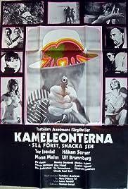 Kameleonterna Poster
