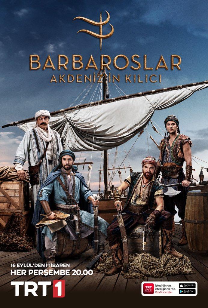 Barbaroslar: TV Series with English Subtitles