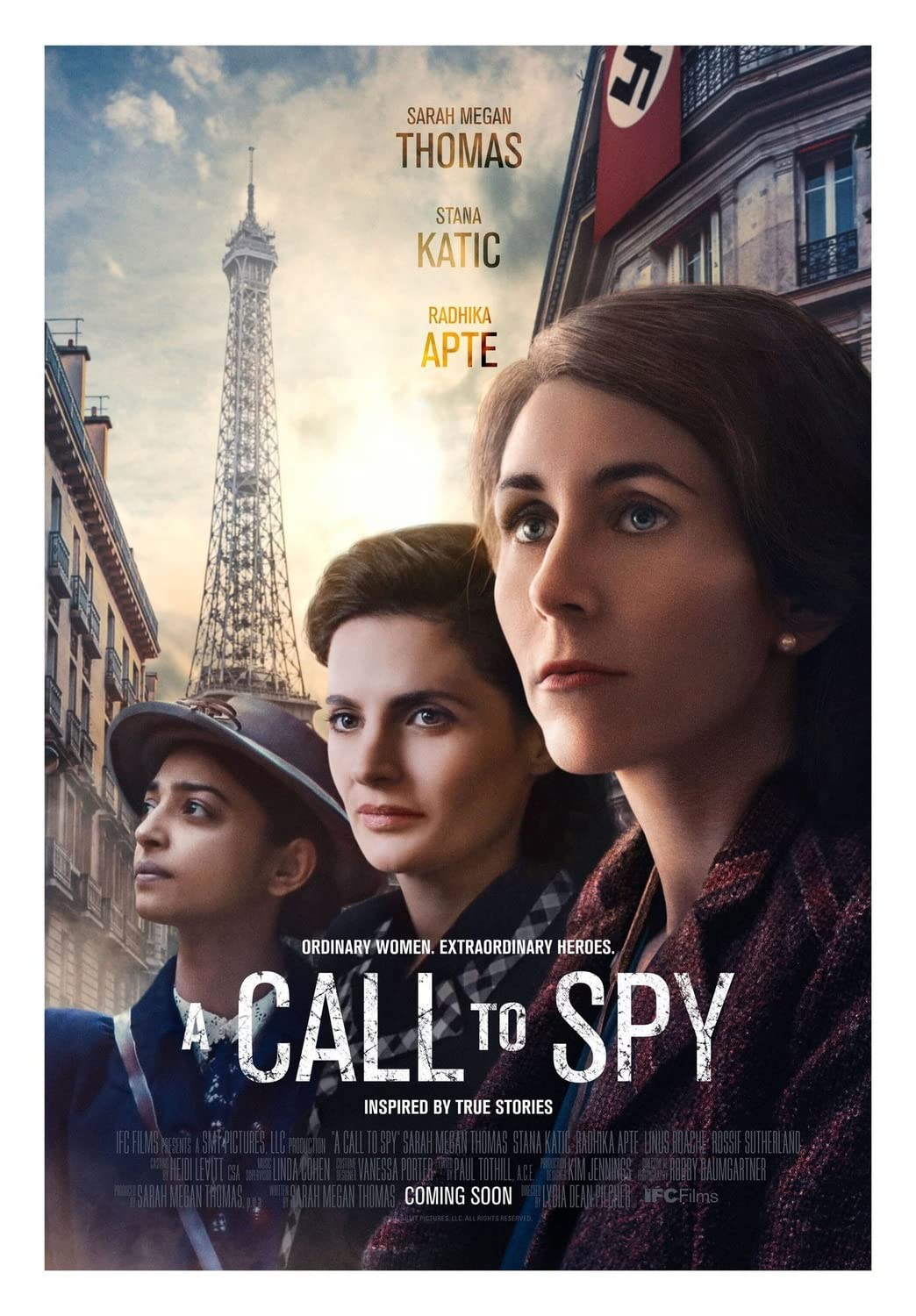 A Call to Spy (2019) Hindi Dubbed