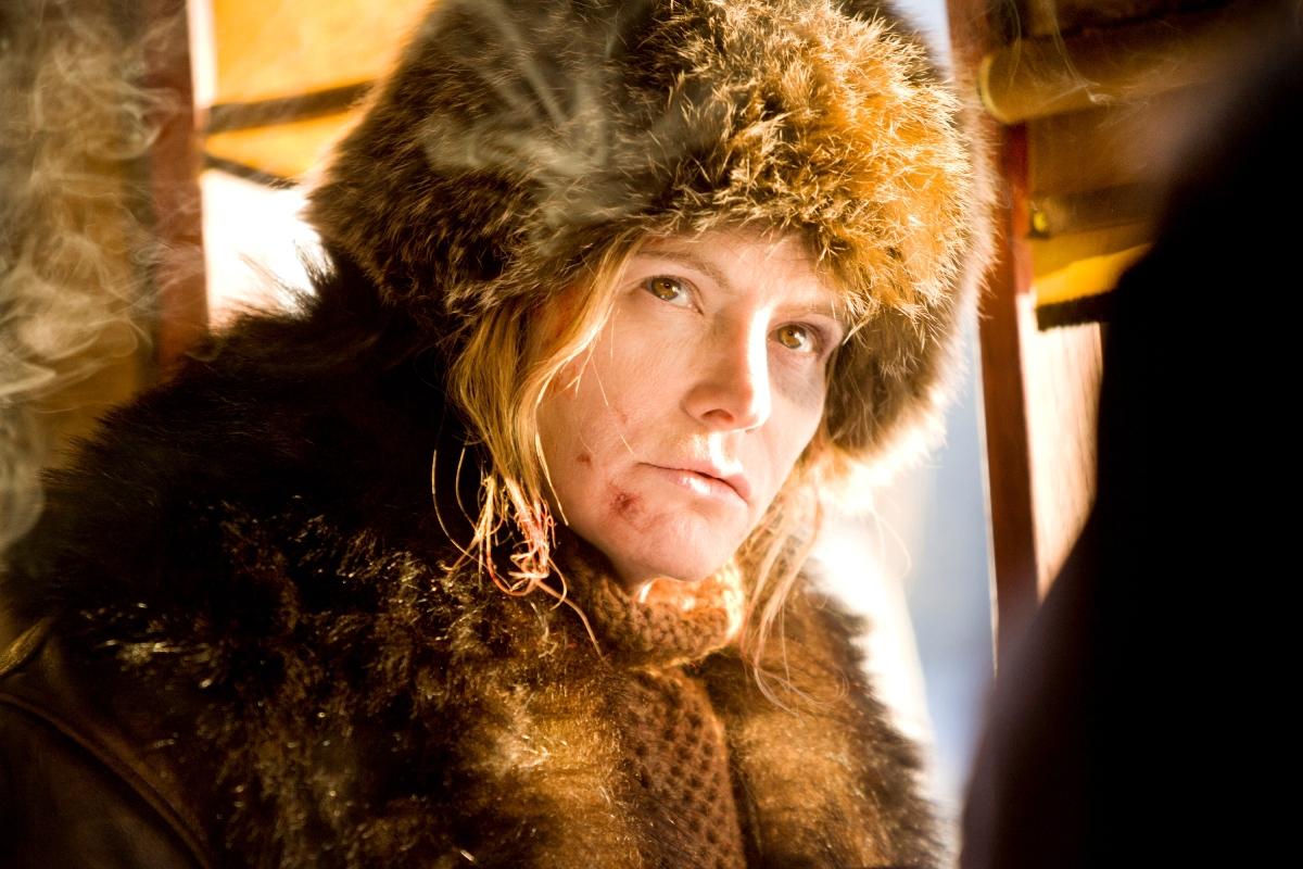 Jennifer Jason Leigh in The Hateful Eight (2015)