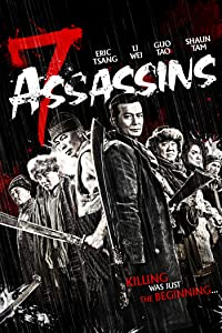 New movie for free watch 7 Assassins by Jing Wong [iPad]