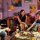 Jane Fonda, Catherine Keener, and Jeffrey Dean Morgan in Peace, Love & Misunderstanding (2011)