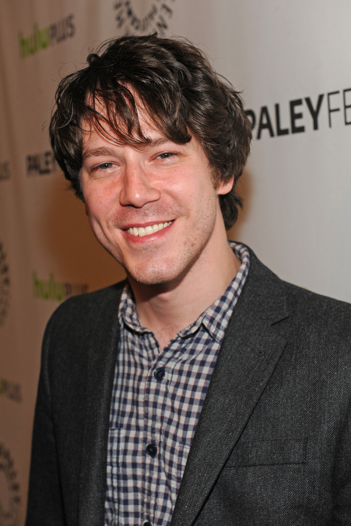 John Gallagher Jr. at an event for The Newsroom (2012)
