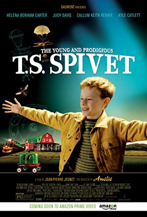 The Young and Prodigious T.S. Spivet 2013 9