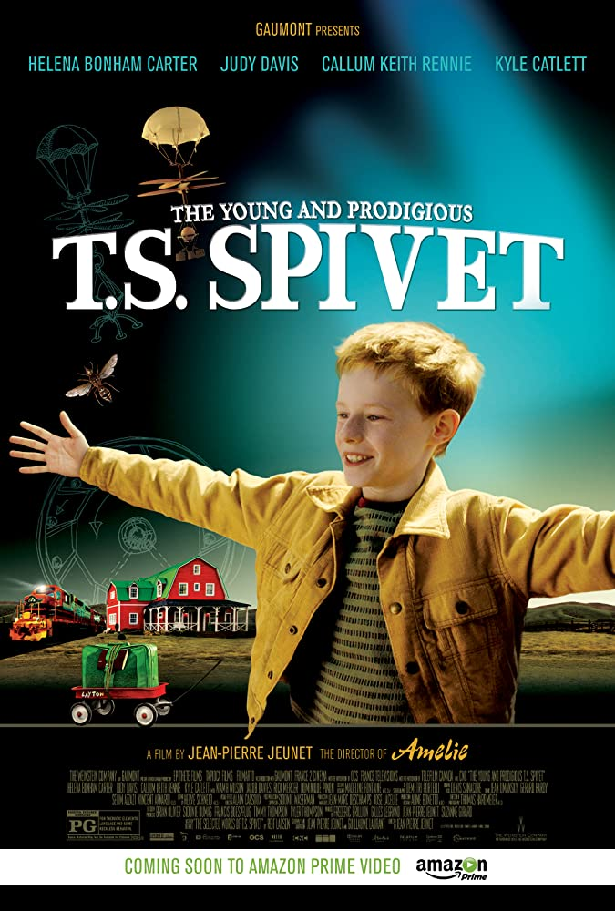 Kyle Catlett in The Young and Prodigious T.S. Spivet (2013)