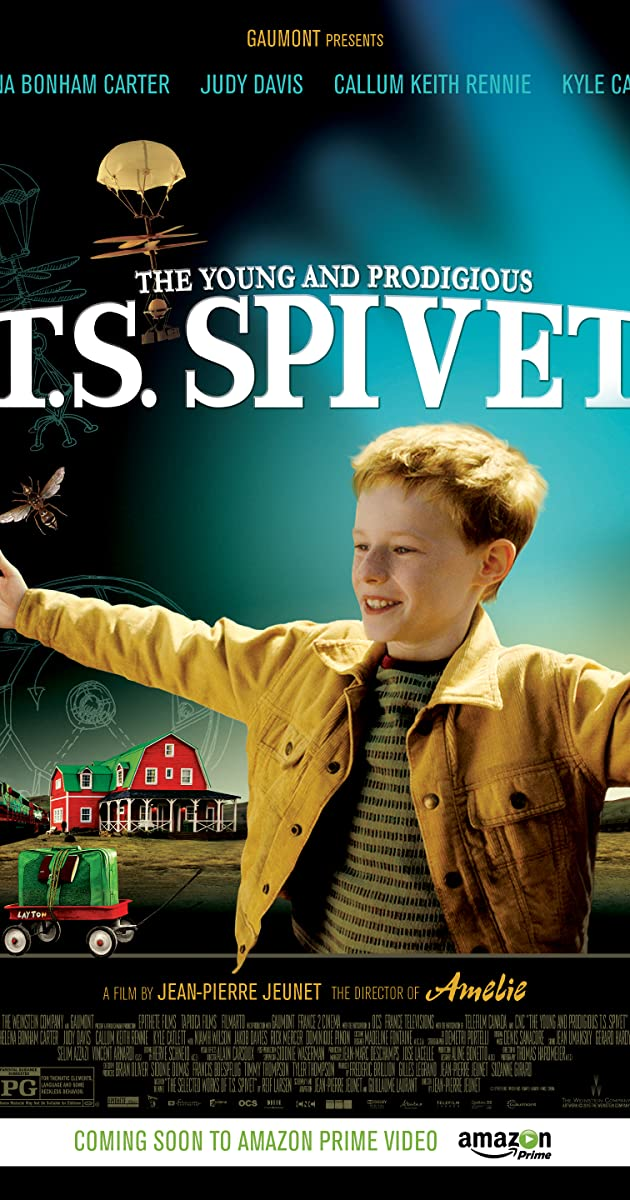 Subtitle of The Young and Prodigious T.S. Spivet