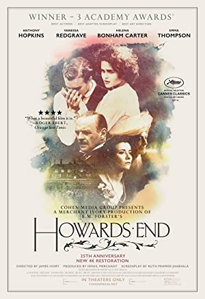 Where to stream Howards End