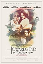 Howards End (1992) Poster