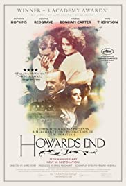 Howards End Poster