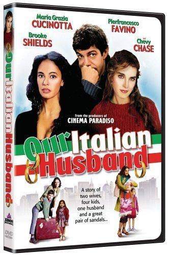 Brooke Shields, Maria Grazia Cucinotta, and Pierfrancesco Favino in Mariti in affitto (2004)