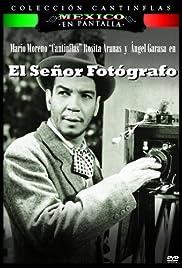 Mr. Photographer Poster