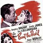 Humphrey Bogart, Jennifer Jones, and Gina Lollobrigida in Beat the Devil (1953)