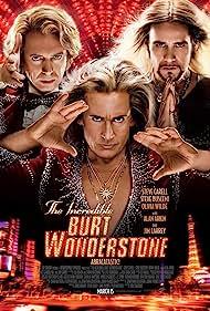 Steve Buscemi, Jim Carrey, and Steve Carell in The Incredible Burt Wonderstone (2013)