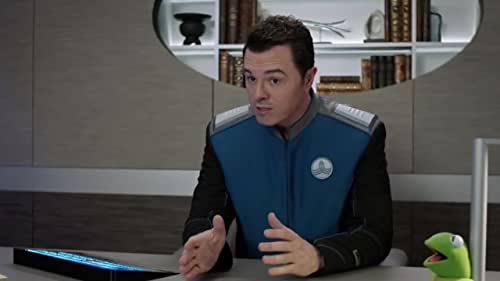The Orville: Yaphit Accuses Ed Of Being A Gelatinous Racist
