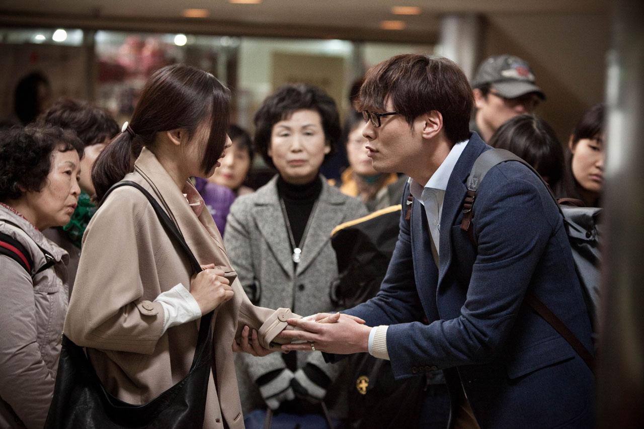 Daniel Choi in Gong-mo-ja-deul (2012)