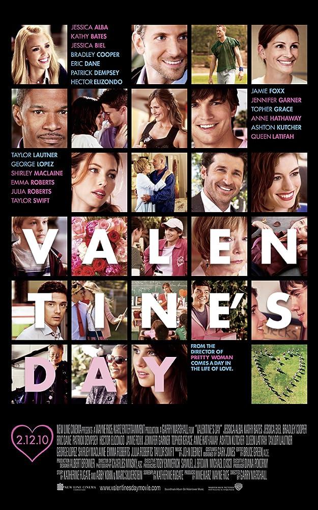 Valentine s Day (2010) วาเลนไทน์เดย์ หวานฉ่ำ วันรักก้องโลก