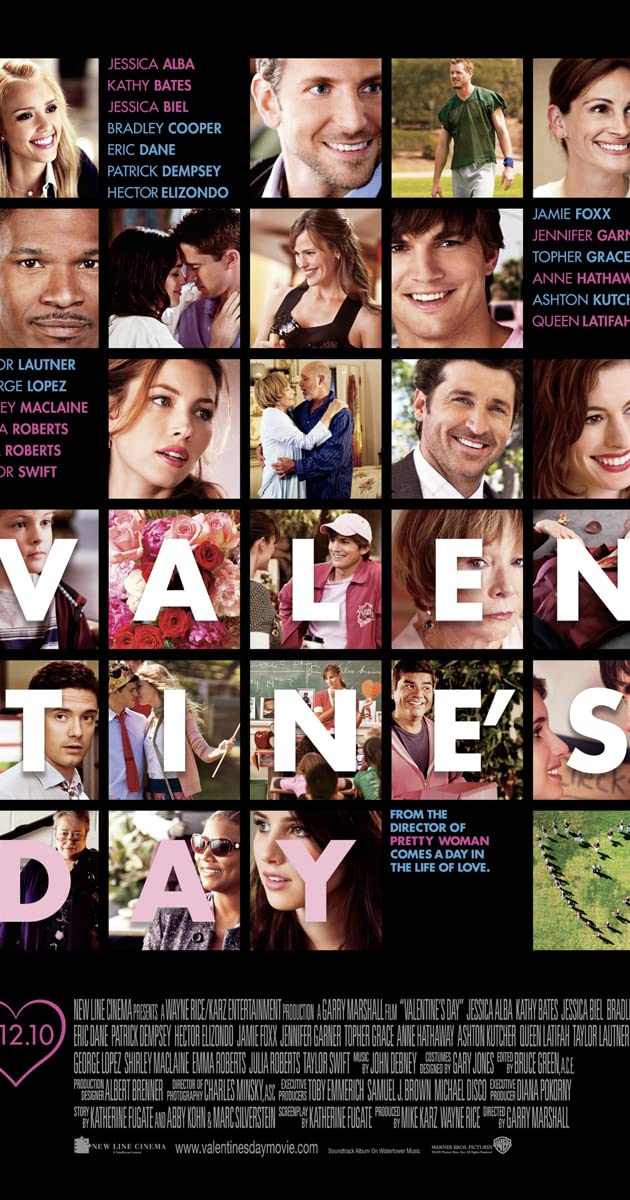 Valentine S Day 2010 Full Cast Crew Imdb