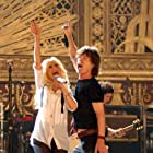 Mick Jagger, Christina Aguilera, and The Rolling Stones in Shine a Light (2008)