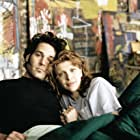 Courtney Love and Paul Rudd in 200 Cigarettes (1999)