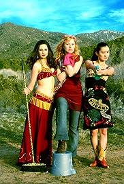 Cinderellas of Sante Fe Poster
