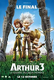 Watch Movie Arthur 3: The War of the Two Worlds (2010)